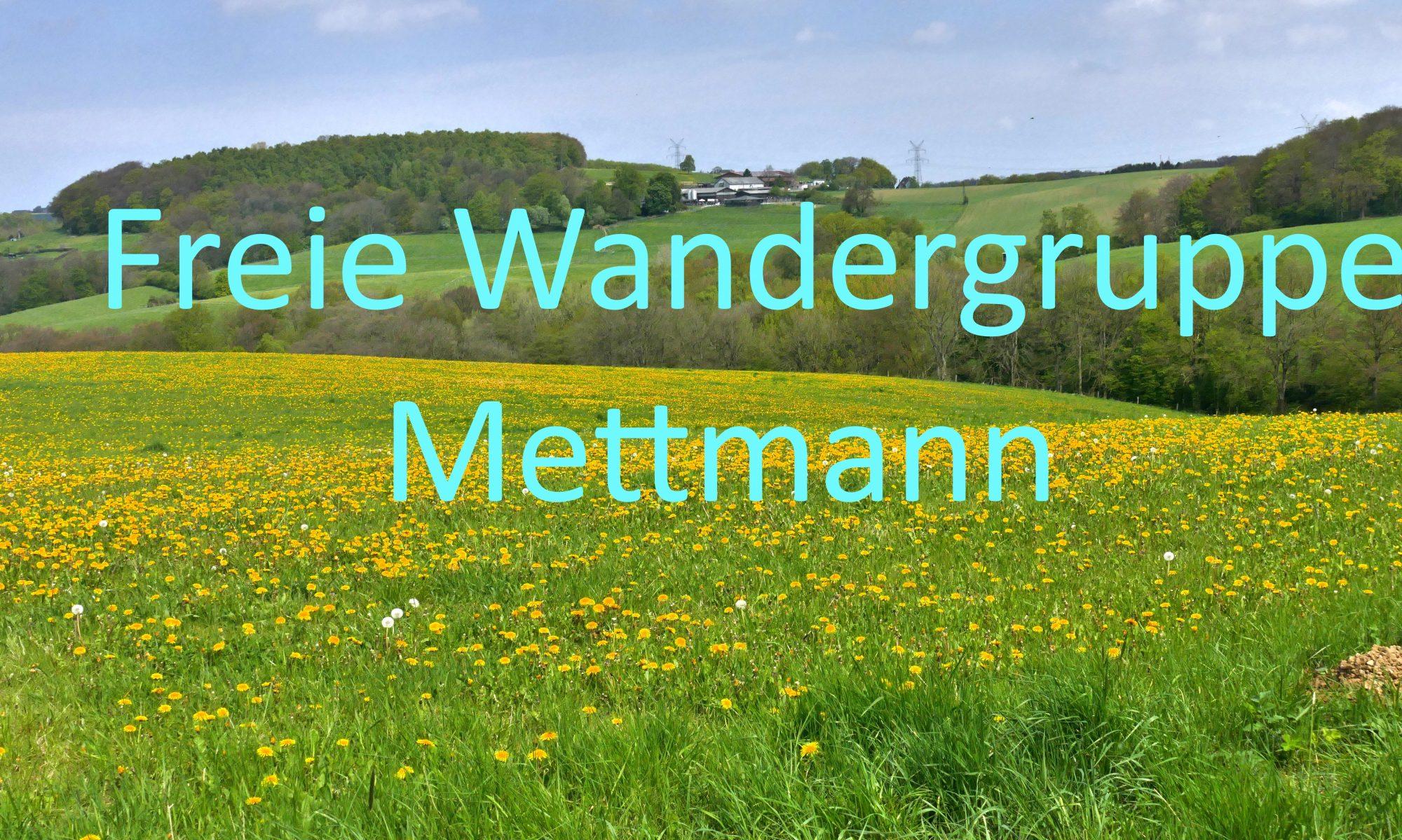 Freie Wandergruppe Mettmann